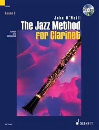 THE JAZZ METHOD FOR CLARINET + CD