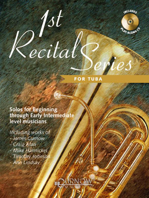 FIRST RECITAL SERIES + CD (bass clef)