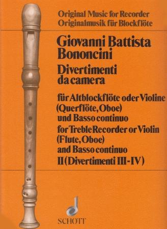 DIVERTIMENTI DA CAMERA Volume 2