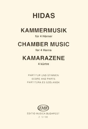 CHAMBER MUSIC (score & parts)