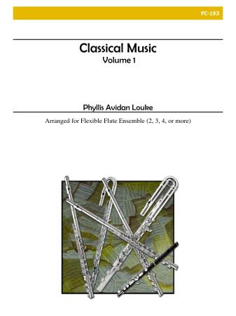 CLASSICAL MUSIC for Flexible Flute Ensemble