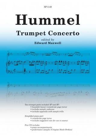 TRUMPET CONCERTO + CD