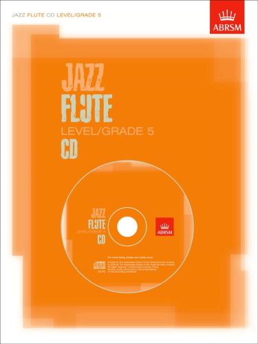 JAZZ FLUTE CD Grade 5