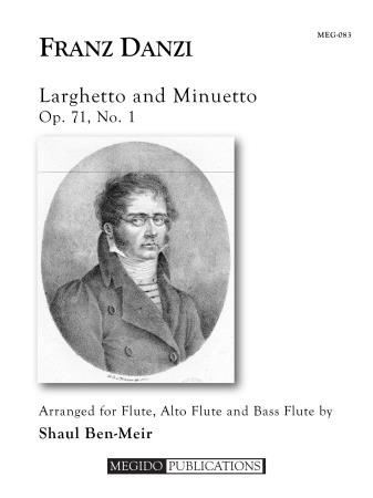LARGHETTO AND MINUETTO Op.71 No.1 (score & parts)