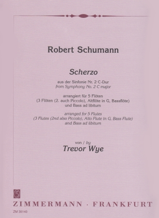 SCHERZO from Symphony No.2