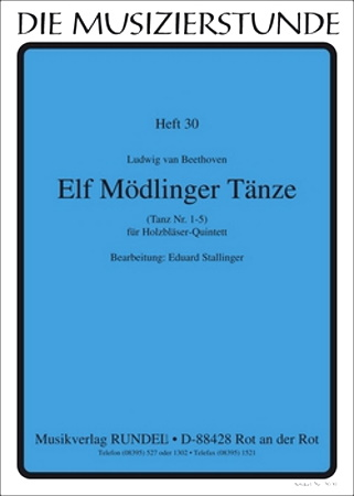ELF MODLINGER TANZE