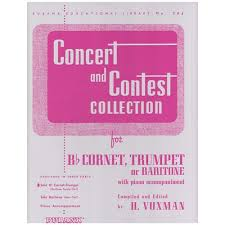 CONCERT AND CONTEST COLLECTION trumpet part