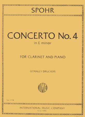CONCERTO No.4 in E minor