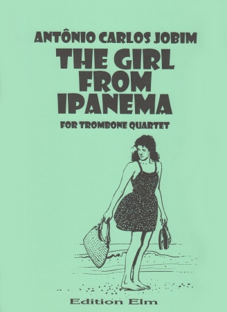 THE GIRL FROM IPANEMA (score & parts)