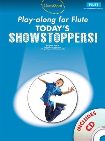 GUEST SPOT: Today's Showstoppers + CD