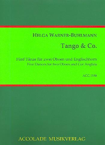 TANGO & CO. (score & parts)