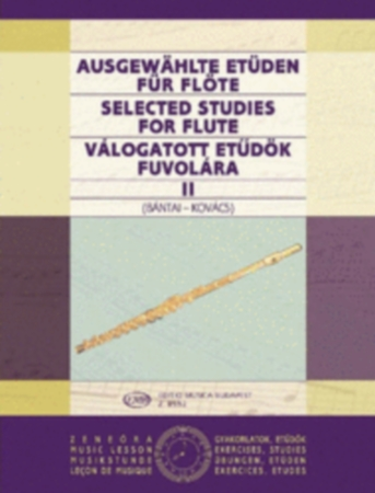 SELECTED STUDIES FOR FLUTE Volume 2