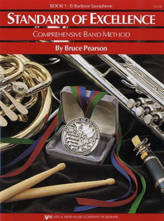 STANDARD OF EXCELLENCE Book 1 Baritone Saxophone