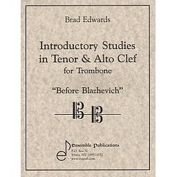 INTRODUCTORY STUDIES in Tenor & Alto Clef