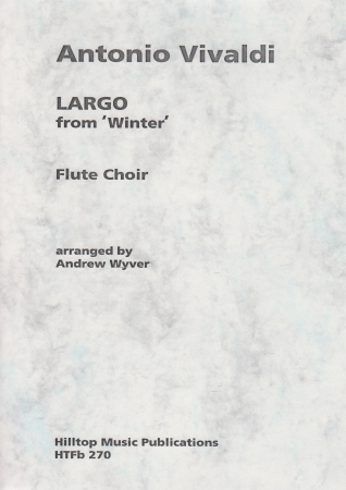 LARGO from 'Winter' score & parts