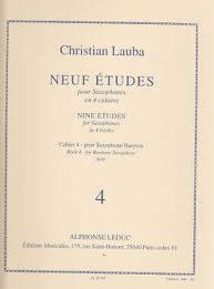 NEUF ETUDES 4
