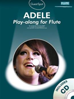 GUEST SPOT Adele + CD