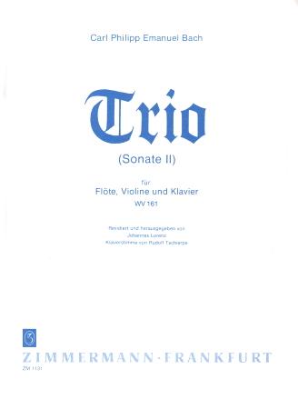TRIO (Sonate II) WV161