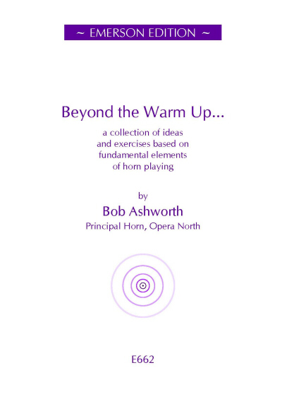 BEYOND THE WARM UP...