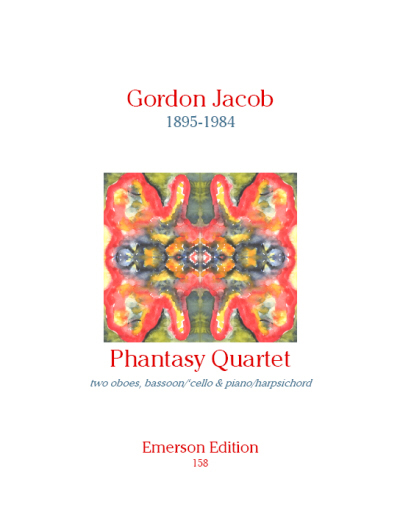 PHANTASY-QUARTET score & parts