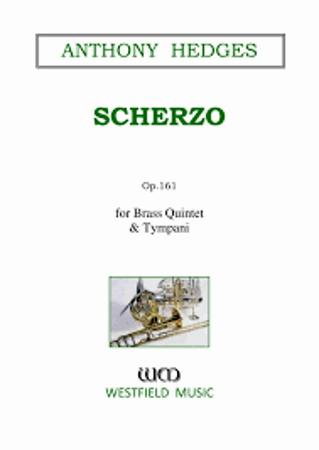 SCHERZO Op.161 score & parts