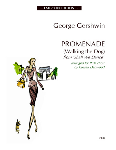PROMENADE (score & parts) - Digital Edition