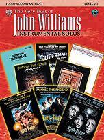 THE VERY BEST OF JOHN WILLIAMS Piano Accompaniment + CD