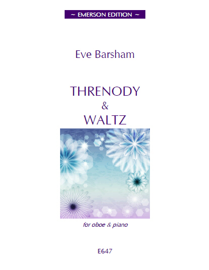 THRENODY AND WALTZ - Digital Edition