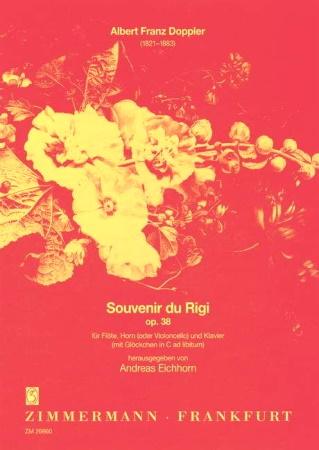 SOUVENIR DU RIGI Op.38
