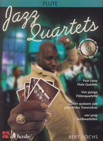 JAZZ QUARTETS + CD