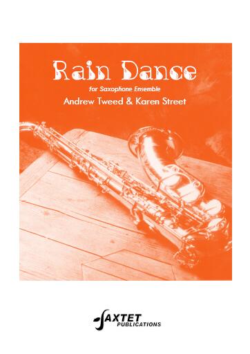RAIN DANCE (score & parts)