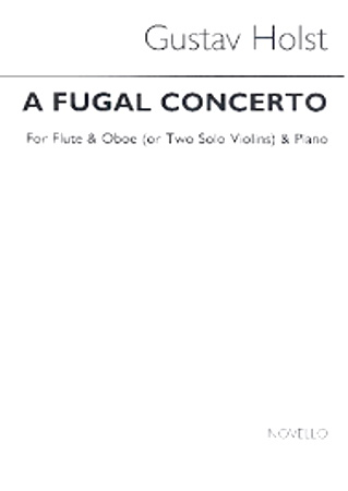 A FUGAL CONCERTO Op.40 No.2
