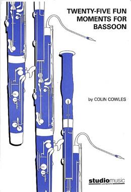 TWENTY-FIVE FUN MOMENTS for Bassoon