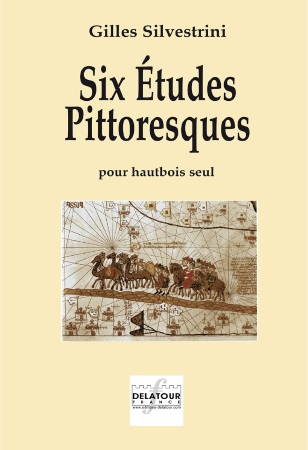 SIX ETUDES PITTORESQUE