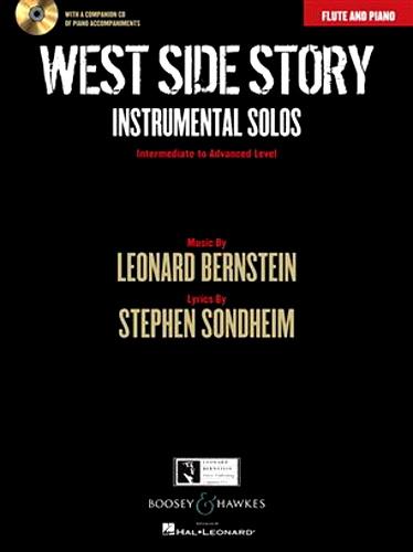 WEST SIDE STORY Instrumental Solos + CD