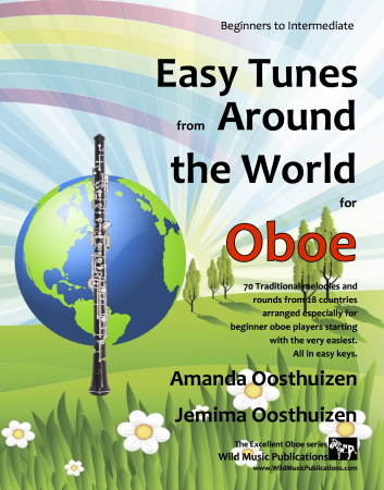 EASY TUNES FROM AROUND THE WORLD