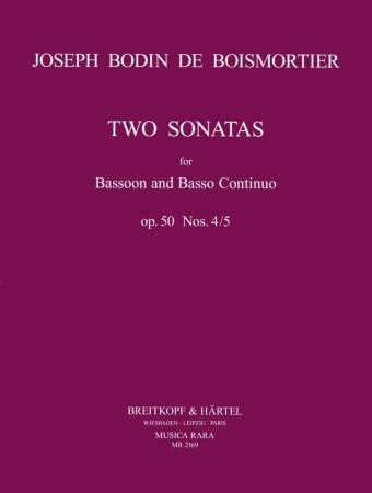 TWO SONATAS Op.50 Nos.4 & 5