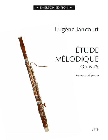 ETUDE MELODIQUE Op.79