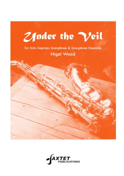 UNDER THE VEIL (score & parts)