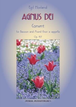 AGNUS DEI Op.167 Vocal Score