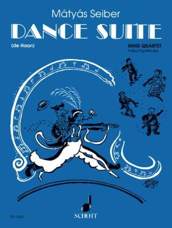 DANCE SUITE (parts only)