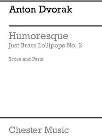 HUMORESQUE (score & parts)