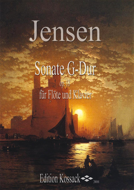 SONATA in G major Op.18