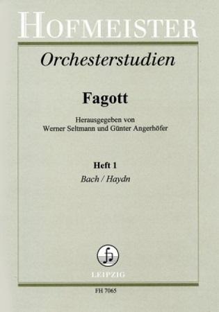 ORCHESTRAL STUDIES 1: Bach, Haydn