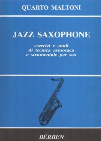 JAZZ SAXOPHONE exercises and studies