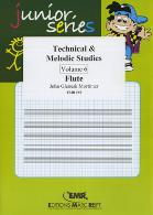 TECHNICAL & MELODIC STUDIES Volume 6
