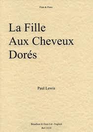 LA FILLE AUX CHEVEUX DORES