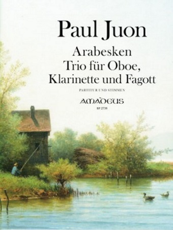 ARABESKEN Trio Op.73 (score & parts)