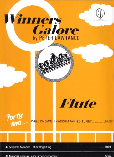 WINNERS GALORE Flute Part