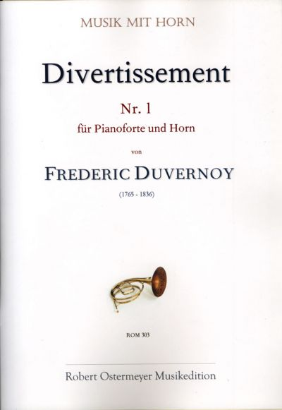 DIVERTISSEMENT No.1